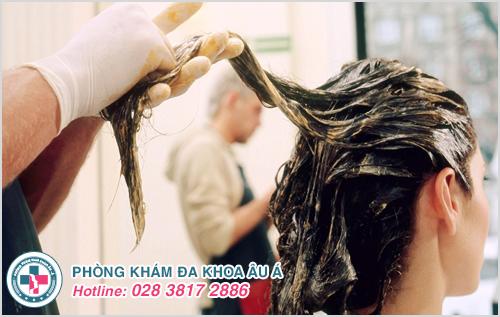 Rụng tóc nhiều là thiếu chất gì?