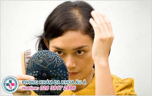 Rụng tóc nhiều ở tuổi dậy thì phải làm sao?