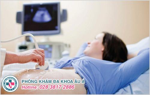 Siêu âm thai ở đâu tốt nhất TPHCM?