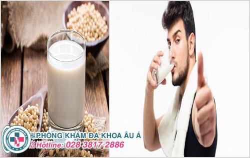 Sữa đậu nành rất tốt cho sức khỏe và không gây vô sinh ở nam giới