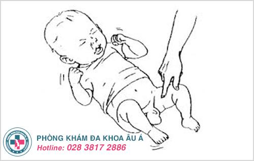Sưng tinh hoàn ở trẻ em: Nguyên nhân Dấu hiệu và Cách chữa