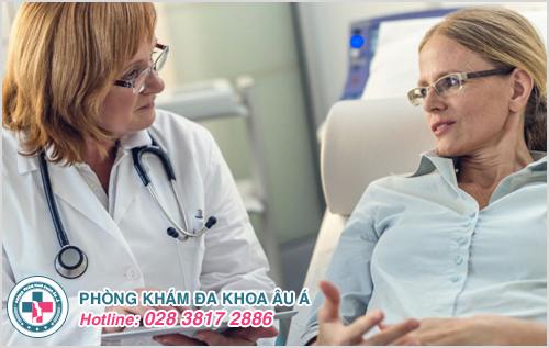 Để điều trị sưng và ngứa vùng kín thì người bệnh cần đến cơ chuyên khoa