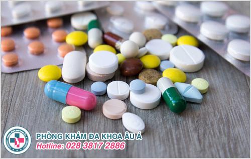 Thuốc điều trị viêm bàng quang hiệu quả