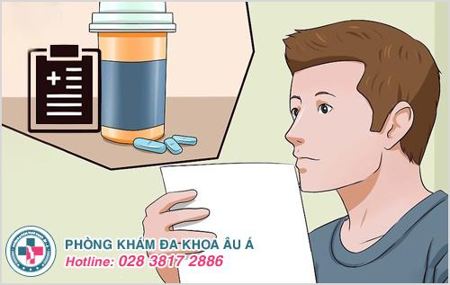 Rối loạn cương dương uống thuốc gì tốt nhất?