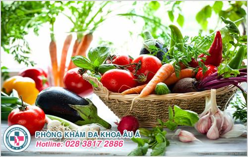 Bổ sung đầy đủ chất dinh dưỡng cho cơ thể khỏe mạnh