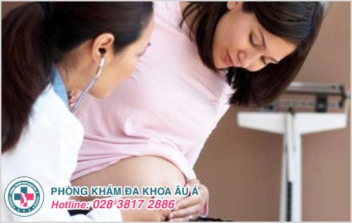 Thủy đậu khi mang thai : Nguyên nhân dấu hiệu cách chữa