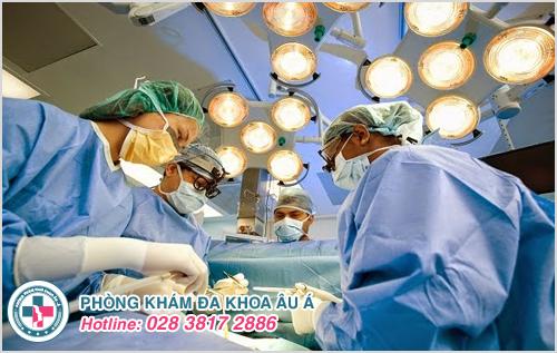 Người bệnh nên lựa chọn cơ uy tín, chất lượng để điều trị dứt điểm bệnh
