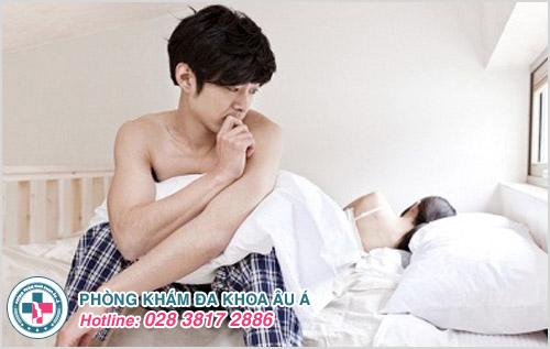 Viêm bao quy đầu có thể gây vô sinh ở nam giới