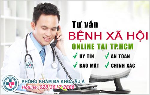 Trung tâm tư vấn bệnh xã hội Online miễn phí 24/24