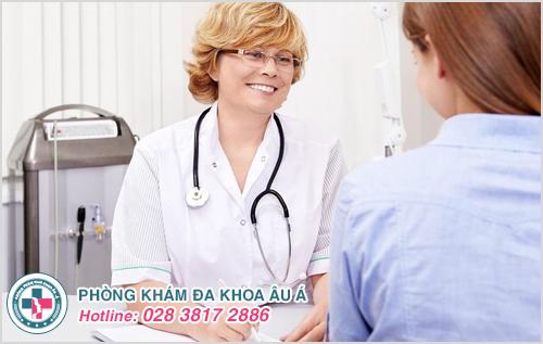 Trước khi khám phụ khoa cần chuẩn bị gì?