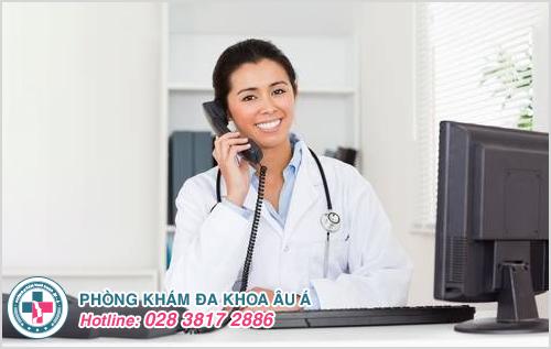 Bác sĩ tư vấn bệnh lậu online và qua điện thoại miễn phí