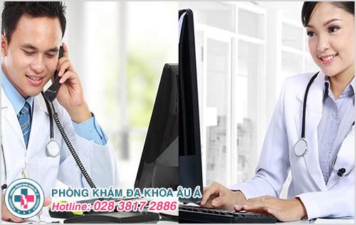Tư vấn nam khoa bệnh viện Bình Dân qua điện thoại và online