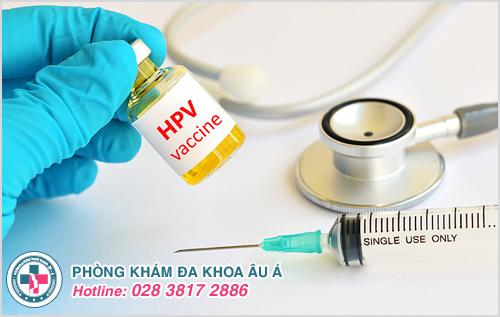Vắc xin sùi mào gà tiêm ở đâu TPHCM? Giá tiêm bao nhiêu?