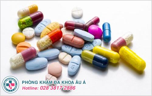Viêm bàng quang uống thuốc gì nhanh khỏi ?