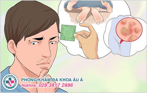 Viêm bao quy đầu cấp tính và những điều cần biết