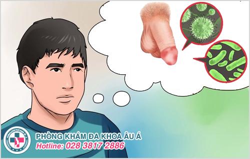 Viêm bao quy đầu là gì? Hình ảnh nguyên nhân dấu hiệu cách chữa