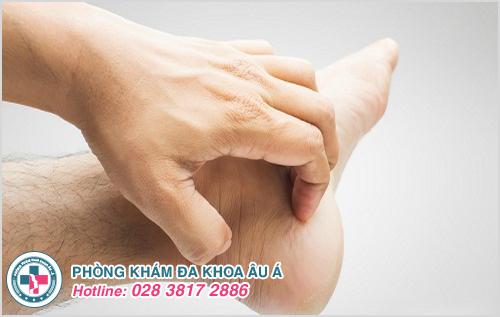 Viêm da chân : Hình ảnh nguyên nhân biểu hiện cách điều trị