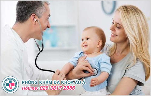Viêm da cơ địa trẻ em : Nguyên nhân biểu hiện cách điều trị