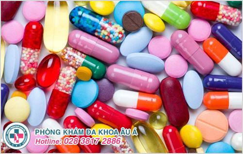 Viêm đường tiết niệu uống thuốc gì nhanh khỏi ?