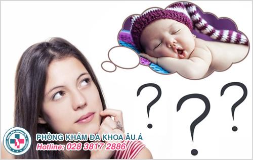 Viêm phụ khoa có mang thai được không?
