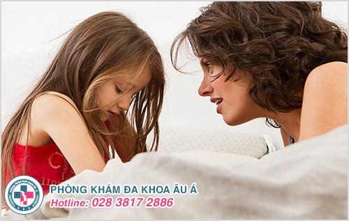 Viêm phụ khoa ở trẻ em: Nguyên nhân dấu hiệu cách điều trị