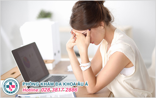 Stress làm giảm ham muốn và gây yếu sinh lý nữ