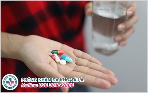 Viêm tuyến tiền liệt uống thuốc gì nhanh khỏi ?