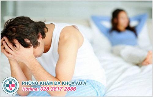 Người bệnh luôn bị ảnh hưởng đến tâm lý và suy giảm chất lượng cuộc sống