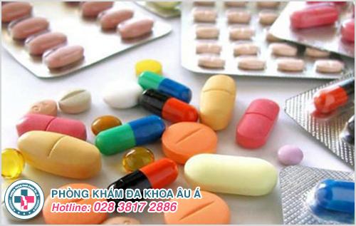 Xuất tinh sớm nên uống thuốc gì hiệu quả cao ?